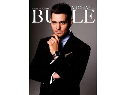 michael buble a3 kalendář 2022