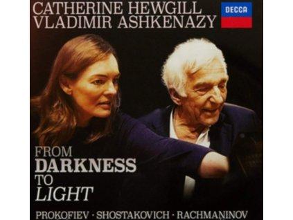 CATHERINE HEWGILL / VLADIMIR ASHKENAZY - From Darkness To Light (CD)