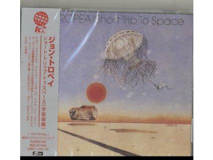 JOHN TROPEA - Short Trip To Space (CD)
