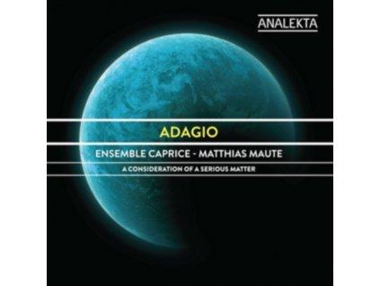 ENSEMBLE CAPRICE/MAUTE - Adagio (CD)