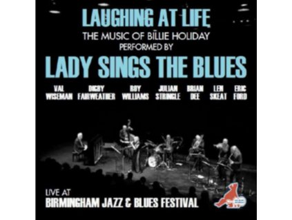LADY SINGS THE BLUES - Laughing At Life (CD)