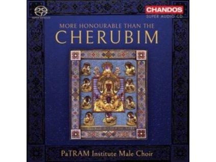 PATRAM INSTITUTE MALE CHOIR - More Honourable Than The Cherubim (SACD)