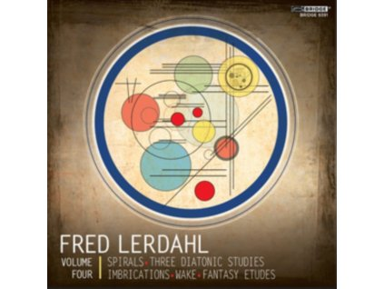 ODENSE SYM ORCH - Lerdahlspirals (CD)