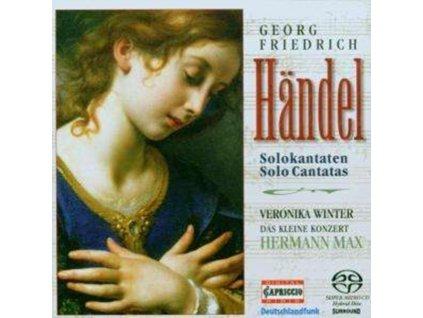 HANDEL GEORG FRIEDRICH - Winterkleine Konzert (SACD)