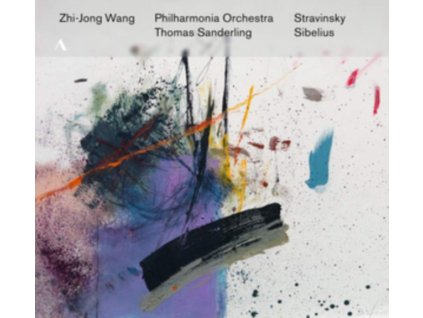 WANG / PHILHARMONIA / SANDERLING - Stravinsky / Violin Concerto (CD)