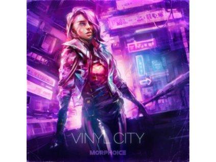 MORPHOICE - Vinyl City (CD)