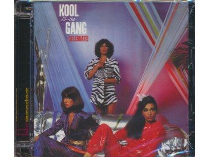 KOOL & THE GANG - Celebrate (CD)