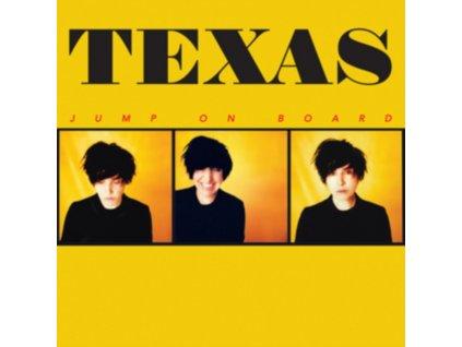 TEXAS - Jump On Board (CD)