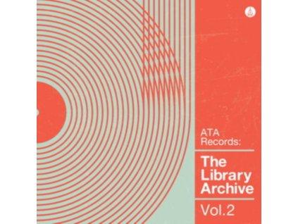 ATA RECORDS - The Library Archive. Vol. 2 (CD)