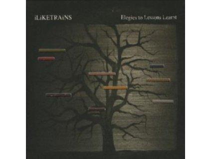 ILIKETRAINS - Elegies To Lessons Learnt (CD)