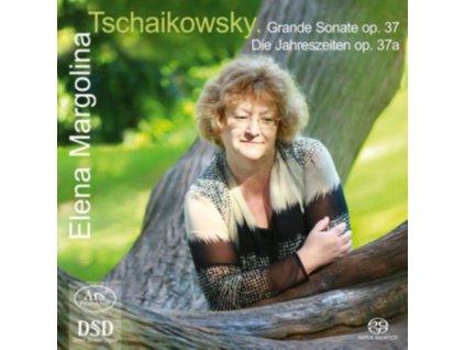 ELENA MARGOLIN / BORIS HAIT - Tchaikovsky: Grande Sonate & The Seasons (SACD)