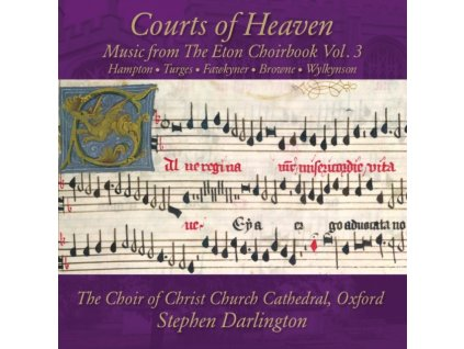 CHOIR CHRIST CHURCH CATHEDRAL - Courts Of Heaven (CD)