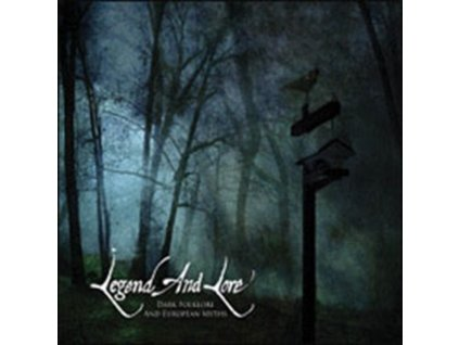 VARIOUS ARTISTS - Legend And Lore (CD)