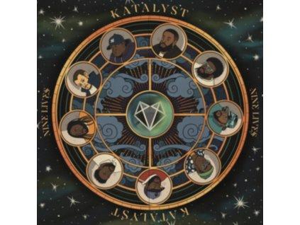 KATALYST - Nine Lives (CD)