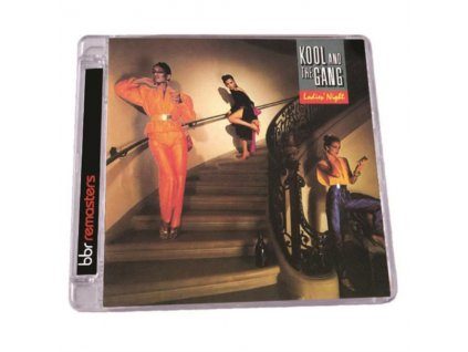 KOOL & THE GANG - Ladies Night (Expanded Edition) (CD)