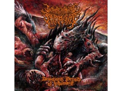 INTRACRANIAL PARASITE - Deviations Period Of Inhumane (CD)