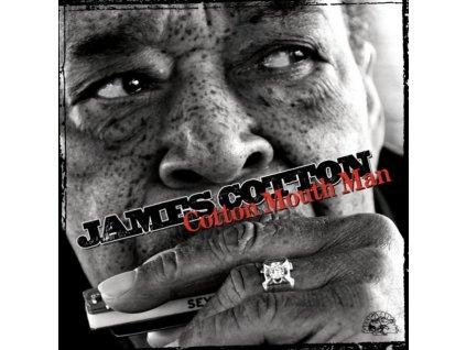 JAMES COTTON - Cotton Mouth Man (CD)