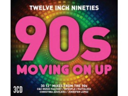 VARIOUS ARTISTS - Twelve Inch Nineties: Moving On Up (CD)