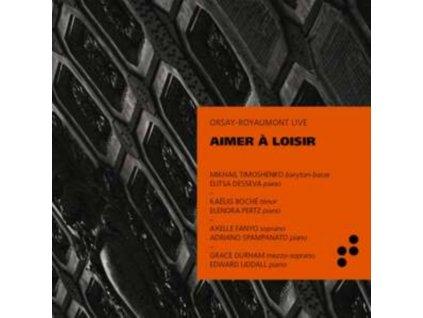 VARIOUS ARTISTS - Aimer A Loisir (CD)