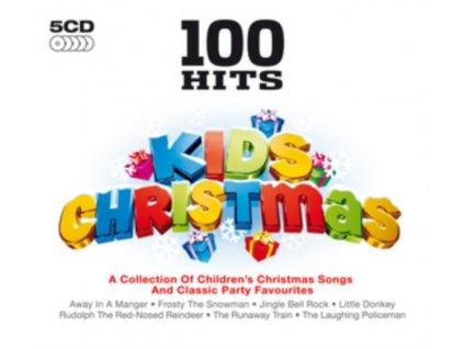 VARIOUS ARTISTS - 100 Hits - Kids Christmas (CD)