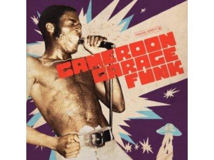 VARIOUS ARTISTS - Cameroon Garage Funk (CD)