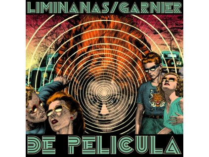 LIMINANAS / LAURENT GARNIER - De Pelicula (CD)
