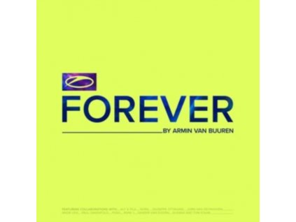 ARMIN VAN BUUREN - A State Of Trance Forever (CD)