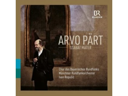 VARIOUS ARTISTS - Arvo Part: Stabat Mater / Fratres / Silouans Song / La Sindone / Summa / For Lennart In Memoriam (CD)