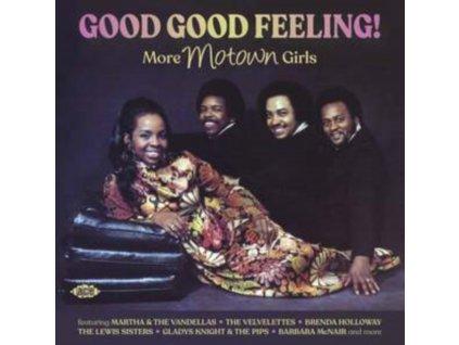 VARIOUS ARTISTS - Good Good Feeling! More Motown Girls (CD)