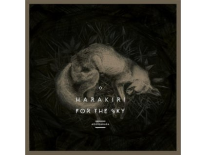 HARAKIRI FOR THE SKY - Aokigahara (CD)