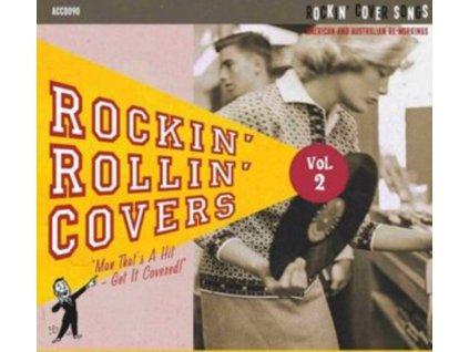 VARIOUS ARTISTS - Rockin Rollin Covers Vol. 2 (CD)