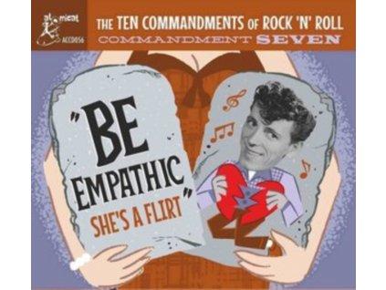 VARIOUS ARTISTS - The Ten Commandments Of Rock N Roll Vol. 7 (CD)