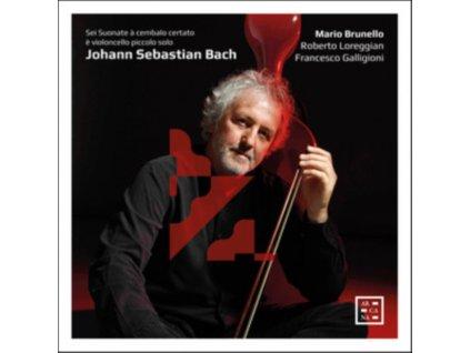 MARIO BRUNELLO / ROBERTO LOREGGIAN / FRANCESCO GALLIGIONI - Bach: Sei Suonate A Cembalo Certato E Violoncello Piccolo Solo (CD)