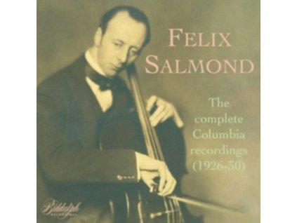 SALMOND / RUMSCHINSKY / KAUFMAN - Felix Salmond: The Complete Columbia Recordings (1926-30) (CD)