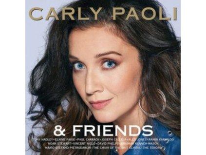 CARLY PAOLI - Carly Paoli & Friends (CD)