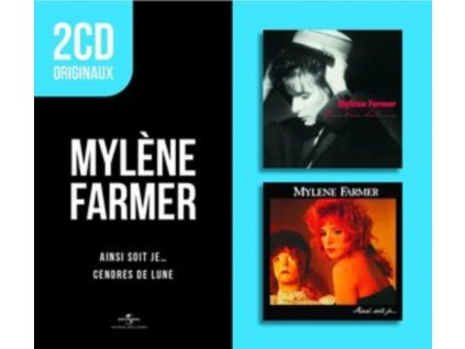 MYLENE FARMER - Ainsi Soit Je.. / Cendres De Lune (CD)
