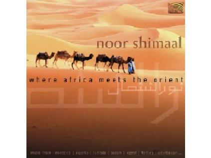 NOOR SHIMAAL - Where Africa Meets The Orient (CD)