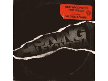 ASKING ALEXANDRIA - See Whats On The Inside (CD)
