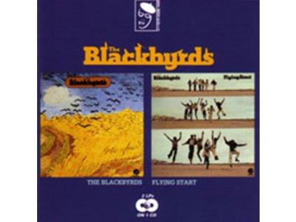 BLACKBYRDS - Blackbyrds/Flying St (CD)