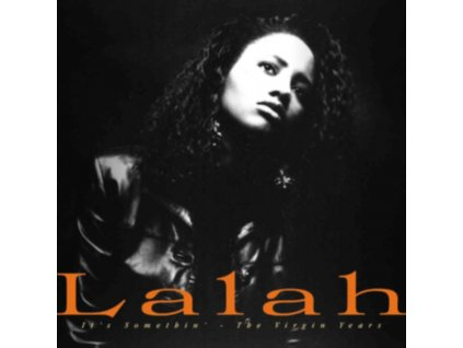 LALAH HATHAWAY - Its Somethin - The Virgin Years (CD)