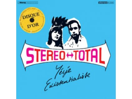 STEREO TOTAL - Yeye Existentialiste (CD)