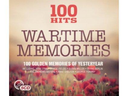 VARIOUS ARTISTS - 100 Hits - Wartime Memories (CD)