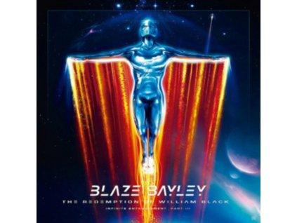 BLAZE BAYLEY - The Redemption Of William Black (Infinite Entanglement Part Iii) (CD)