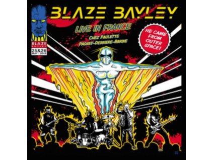 BLAZE BAYLEY - Live In France (CD)