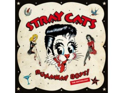 STRAY CATS - Runaway Boys (CD)
