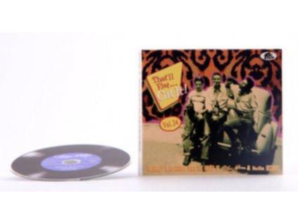 VARIOUS ARTISTS - Thatll Flat... Git It! Vol. 34 (CD)