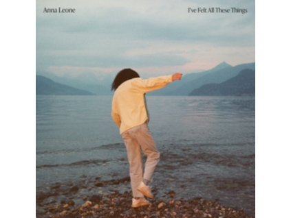 ANNA LEONE - Ive Felt All These Things (CD)