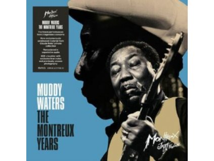 MUDDY WATERS - Muddy Waters: The Montreux Years (CD)