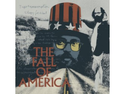 VARIOUS ARTISTS - Allen Ginsberg The Fall Of America (CD)