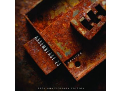 ASSEMBLAGE 23 - Failure - (20th Anniversary) (Limited Edition) (CD)